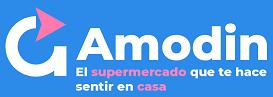 logo Amodin Supermercado a domicilio Cali