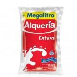 Leche entera Alqueria megalitro
