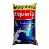 Leche deslactosada Alqueria megalitro