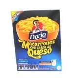 Macarrones con queso Doria 3und c/u