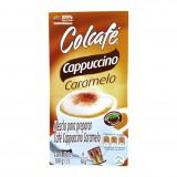 Café Cappuccino sabor Caramelo Colcafe