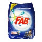 Detergente en polvo FAB mercado a domicilio en cali