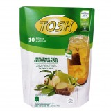 Infusion fria Frutos verdes Tosh