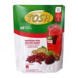 Infusion fria Frutos rojos Tosh