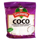 Coco Deshidratado Rallado con Azucar Cocinerito