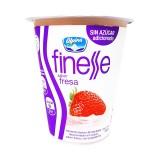 Yogurt Finesse Fresa Alpina Sin azucar adicionado