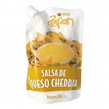 Salsa De Queso Cheddar Zafran