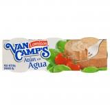 Atún Van Camps en Agua 3und 80g c/u