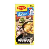 Caldo de Gallina Maggi 12 cubos