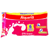 Leche Descremada Alqueria Six Pack