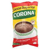 Cocoa Superior Corona bajo en grasa cero colesterol
