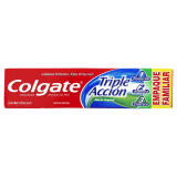 Crema Dental Colgate Triple Acción 150ml mercado a domicilio en cali