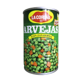 Arveja con Zanahoria La Coruña
