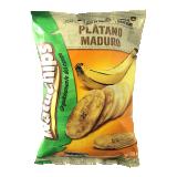 Plátano maduro Natuchips