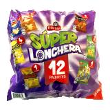 Super Lonchera Frito Lay 12 paquetes surtidos Choclitos, Doritos, Gudiz, Papas, Cheetos, Tocineta etc mercado a domicilio en cali
