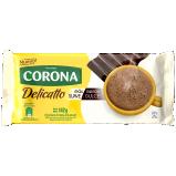 Chocolate Corona Delicatto Mas suave menos dulce