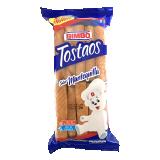 Tostaos Bimbo Sabor Mantequilla 10und