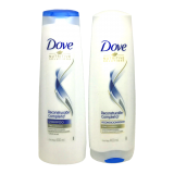 Kit Dove Shampoo + Acondicionador Reconstrucción Completa