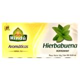 Aromáticas Hindú Hierbabuena 20 Bolsitas