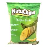 Plátano verde Natuchips mercado a domicilio en cali