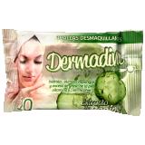 Toallas Desmaquillantes Dermadiva Extracto de Pepino