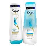 Kit Dove Shampoo + Acondicionador Hidratación Intensa