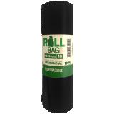 Bolsas para Basura Biodegradable 65x90cm