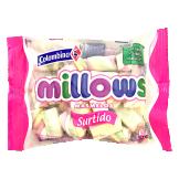 Masmelos surtidos Millows mercado a domicilio en cali