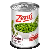 Arvejas al natural Zenú