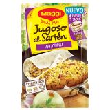 Maggi Jugoso al sartén Ajo y cebolla 4 porciones