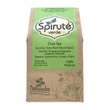Té Verde con Spirulina  Naturela 30 bolsas