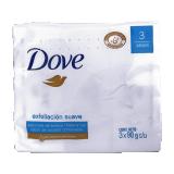 Jabón Dove Exfoliación suave 3und mercado a domicilio en cali