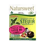 Natursweet Edulcorante base Stevia sobres pague 50 lleve 80 mercado a domicilio en cali