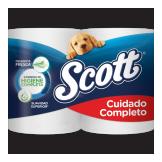 papel higiénico Scott cuidado completo 4 rollos XXG mercado a domicilio en cali