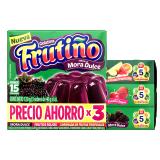 Gelatina Frutiño 3 sobres sabores surtidos mercado a domicilio en cali