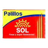 Palillos el Sol ( ideal para cocteles, manualidades y dientes) mercado a domicilio en cali