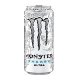 Bebida Energizante Monster Energy Ultra 473ML Blanco mercado a domicilio en cali