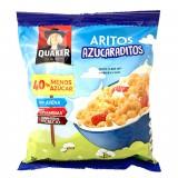 Aritos azucaraditos Quaker 40% menos azúcar con avena, vitaminas y calcio mercado a domicilio en cali