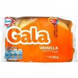 Ponqué Gala sabor vainilla mercado a domicilio en cali