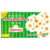 Aromática Oriental de Manzanilla 20 bolsitas mercado a domicilio en cali