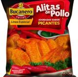 Alitas de Pollo Picantes Bucanero Línea Especial mercado a domicilio en cali