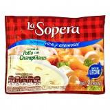 Crema de pollo con champiñones La Sopera rinde 3 porciones mercado a domicilio en cali