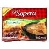 Crema de sancocho La Sopera rinde 3 porciones mercado a domicilio en cali