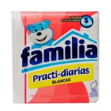 Servilletas Familia Practi-Diarias Blancas mercado a domicilio en cali