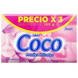 Jabón Coco Prendas Delicadas Extracto de Seda  x 3und mercado a domicilio en cali