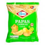 Papas Limón Ramo mercado a domicilio en cali