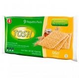 Galletas Tosh Miel 9 Paquetes Internos mercado a domicilio en cali