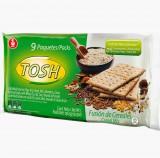 Galleta Tosh Fusion de Cereales Mix 9 Paquetes mercado a domicilio en cali