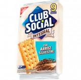 Galletas Club Social Integral Arroz Silvestre 9 Paquetes mercado a domicilio en cali