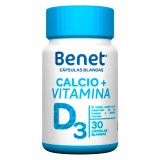 Bénet Gomas Calcio + Vitamina D3 Cápsulas Blandas mercado a domicilio en cali